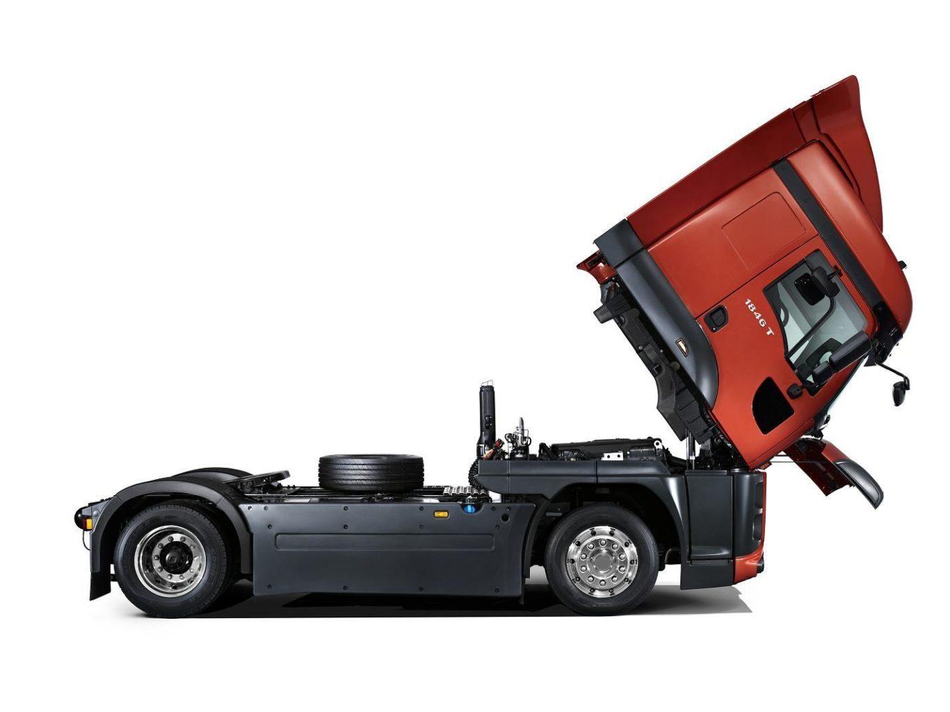 Отключение мочевины Ford Cargo